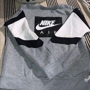 Nike air sweater youth xxL